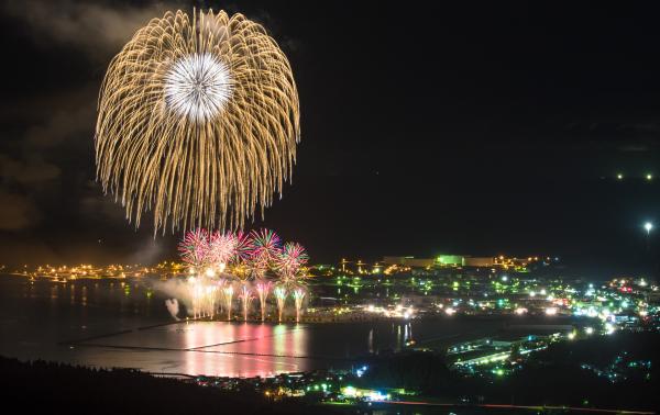 第17回男鹿日本海花火