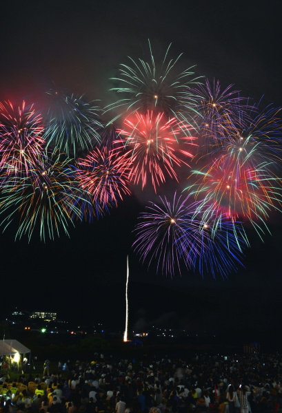 第35回盛岡花火の祭典
