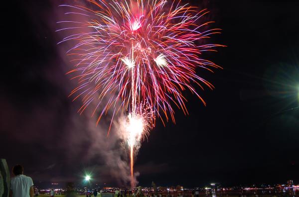 諏訪湖サマーナイト花火