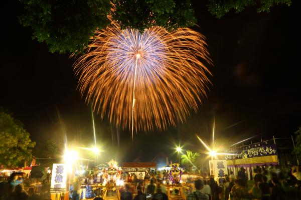 指宿温泉祭