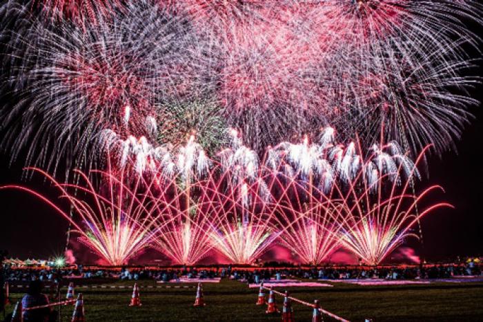 豊島園 花火 2020