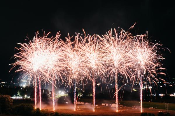 第39回山形大花火大会 『満天』~百花が織りなす光の饗宴~