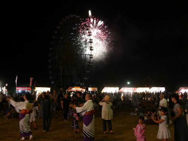 第48回市民の夕べ 播州赤穂花火大会