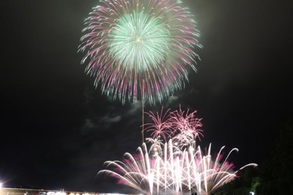 第14回古都ひろさき花火の集い