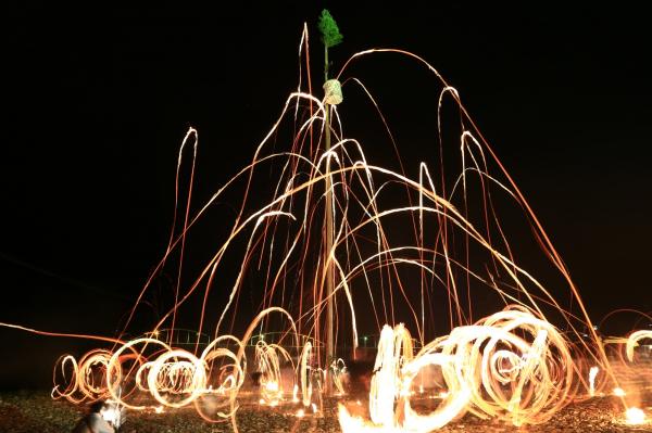 第30回紀和の火祭り