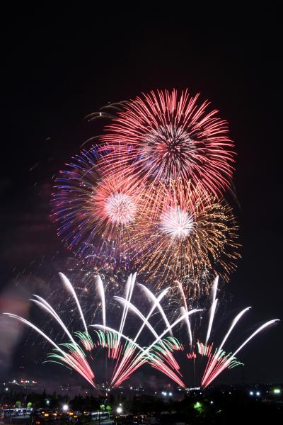 刈谷わんさか祭り2018・花火大会