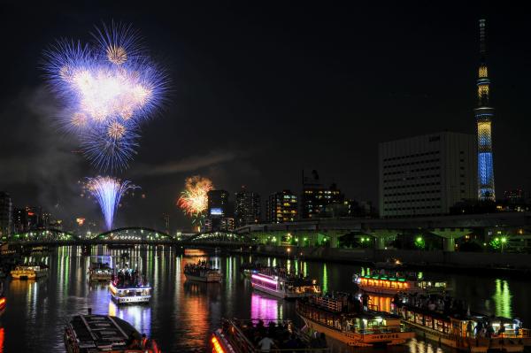第43回 隅田川花火大会