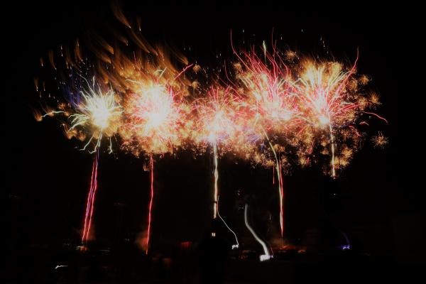 第37回夏祭りいずみ鶴翔祭