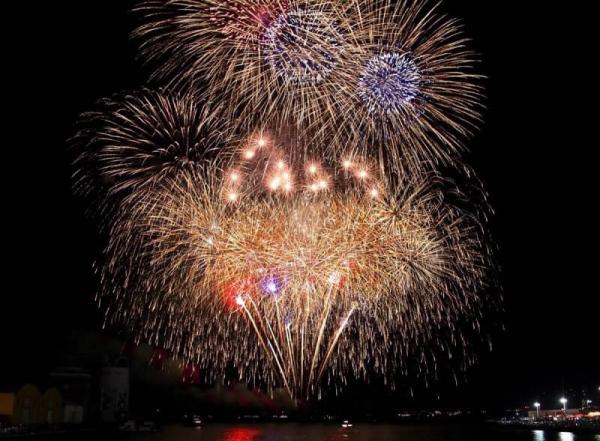 小松島港まつり納涼花火大会・小松島港まつり