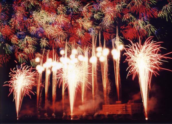おやまサマーフェスティバル2019 第68回 小山の花火