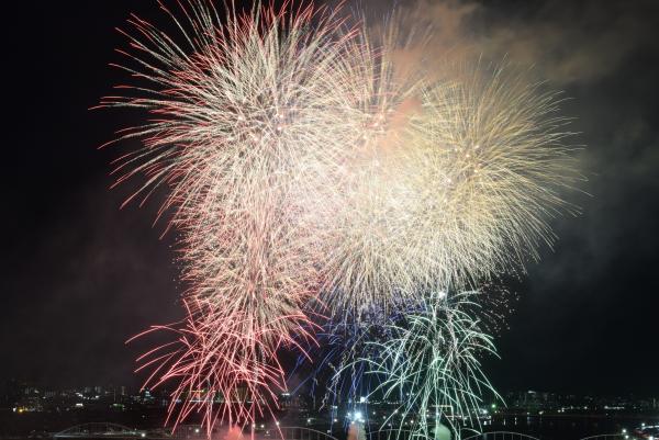 第47回加古川まつり花火大会