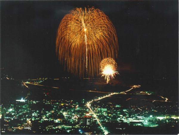 第42回嬉野温泉夏まつり大花火大会