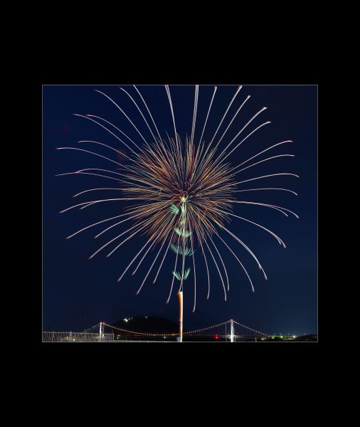 第31回関門海峡花火大会