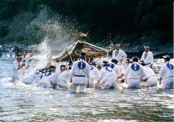 秩父川瀬祭・川瀬祭花火大会