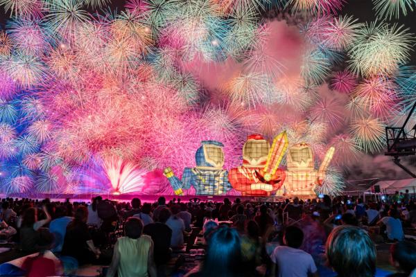 2018きほく燈籠祭