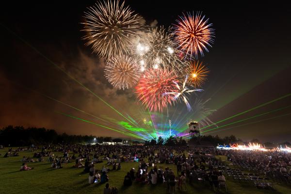 明治維新150周年記念 2018桜島火の島祭り