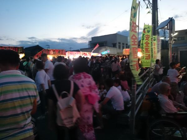 とくぢ夏祭り花火大会