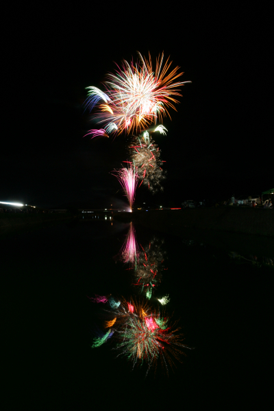 福智町水と灯火の夕べ