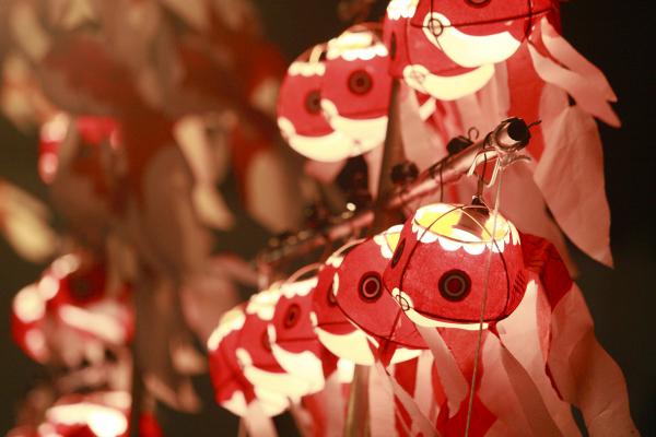 第28回 柳井金魚ちょうちん祭り