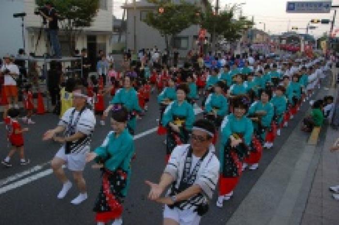 総踊り大会