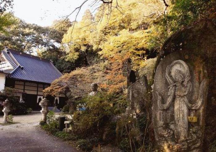 岩角山-岩角寺(いわつのさんーがんかくじ)