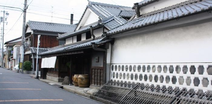 伊賀上野城下町