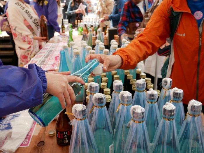 3軒の酒蔵とワイン、地ビール