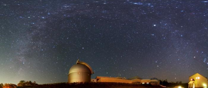なよろ市立天文台きたすばる