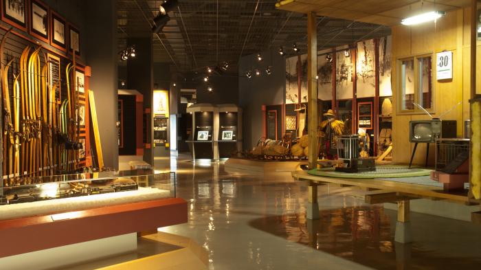 名寄市北国博物館