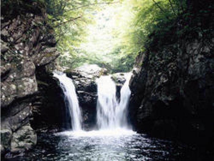 下呂市小坂(おさか)の滝めぐり