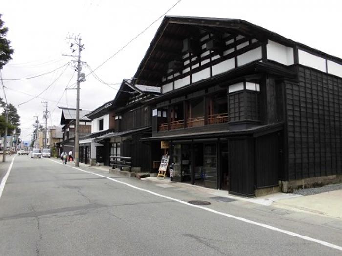 増田蔵町通り